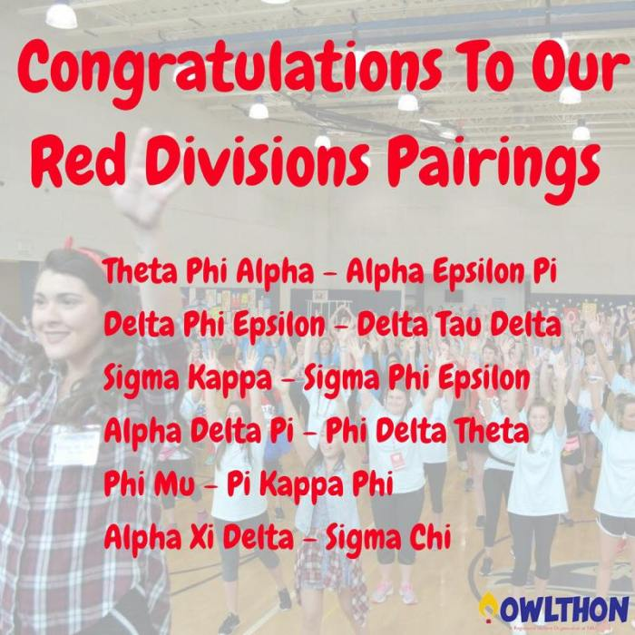 red-division-pairings